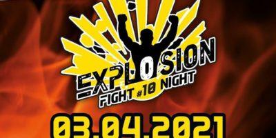 10. Explosion Fightnight 2021