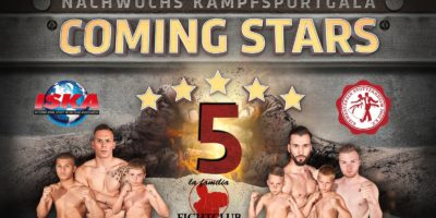 Coming Stars Fight Night