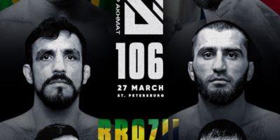 ACA 106 - Brazil vs Russia
