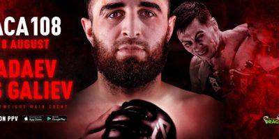 Adaev vs Galiev