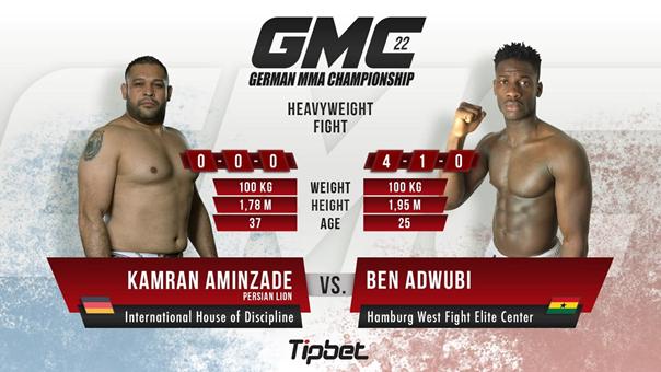 GMC 22 - Aminzade vs Adwubi