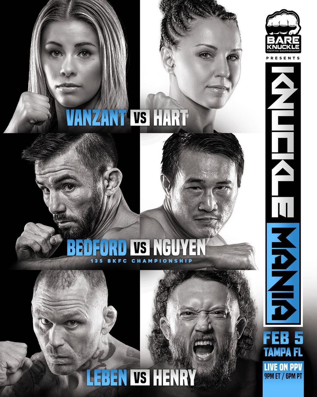Bare Knuckle FC 16