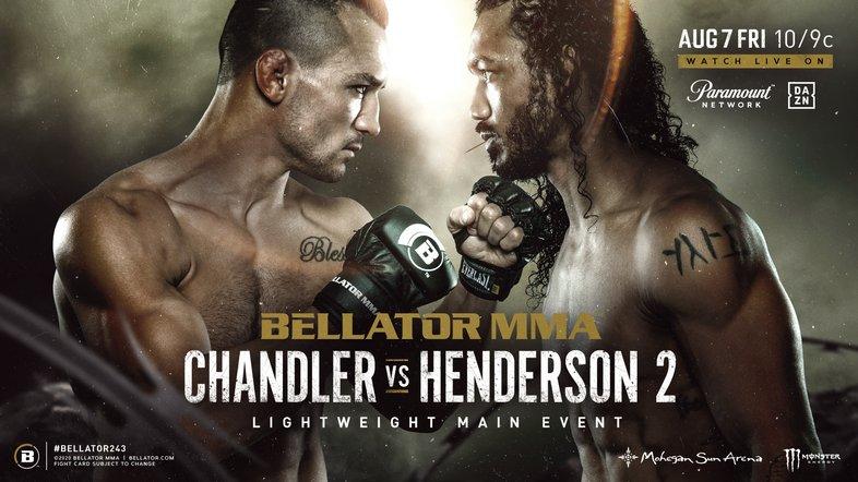 Chandler vs Henderson 2