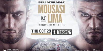 Mousasi vs Lima