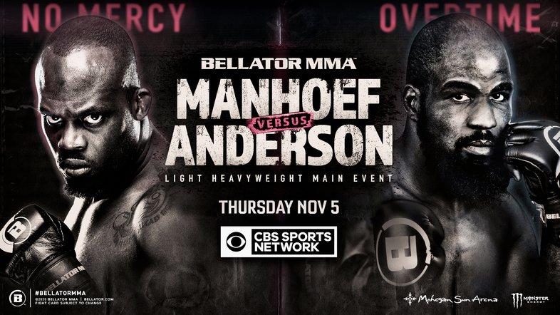 Manhoef vs Anderson