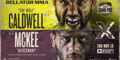 Caldwell vs Mckee
