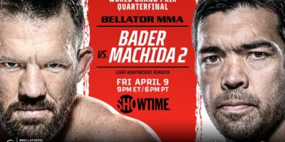 Bader vs Machida 2