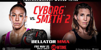 Cyborg vs Smith 2