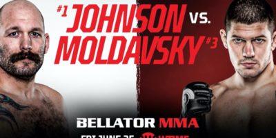 Johnson vs Moldavsky