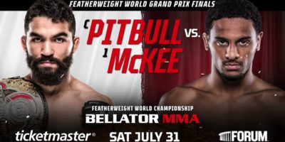 Pitbull vs McKee