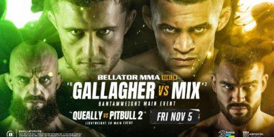 Gallagher vs Mix