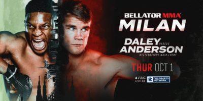 Daley vs Anderson