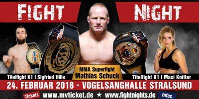 Fight Night Stralsund 2021