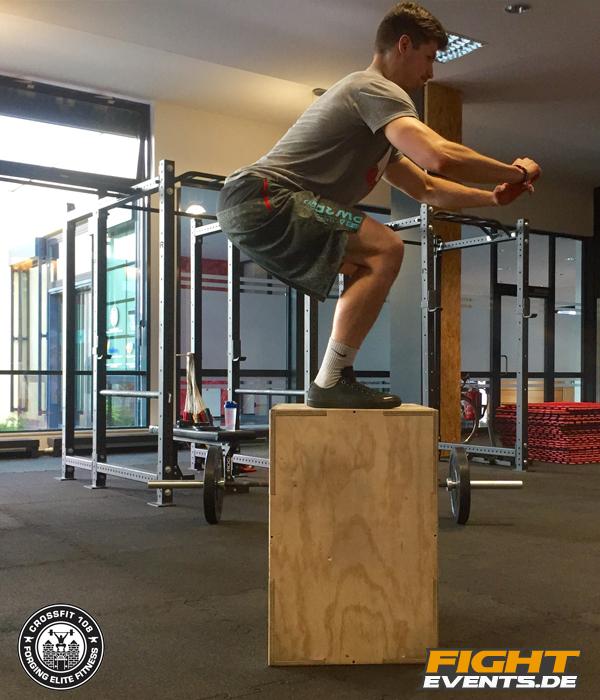Box Jump 5