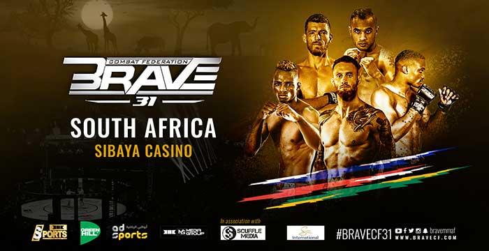 Brave 31 - Südafrika