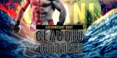 Brave 35 - Claudiu vs Cortese