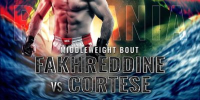Brave 35 - Fakhreddine vs Cortese