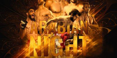 Brave 48 - Arabian Night