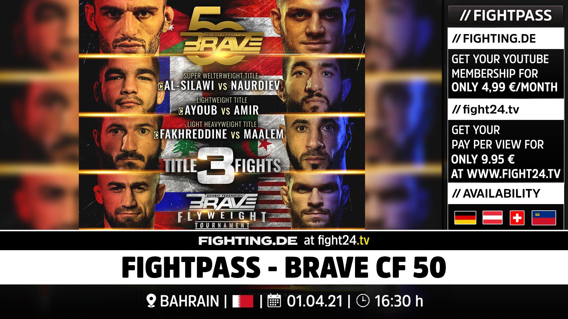 Brave 50