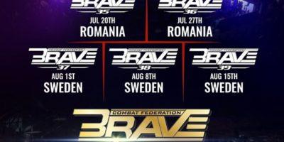 Brave Europa Tour 2020