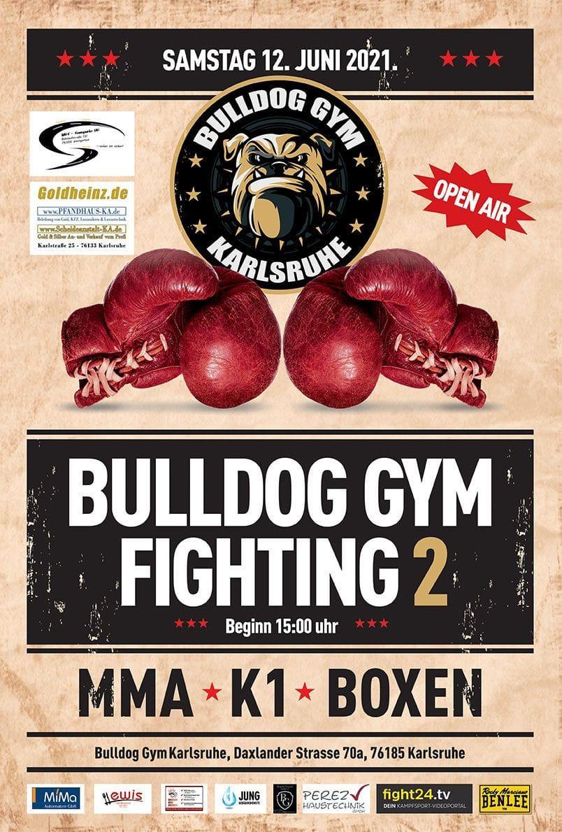 Bulldog Gym Fighting 2