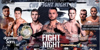 CWS Fight Night 6