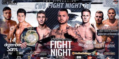 CWS Fight Night 6