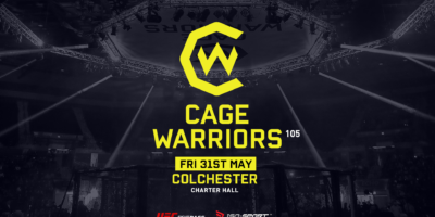 Cage Warriors Colchester