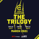Cage Warriors 121