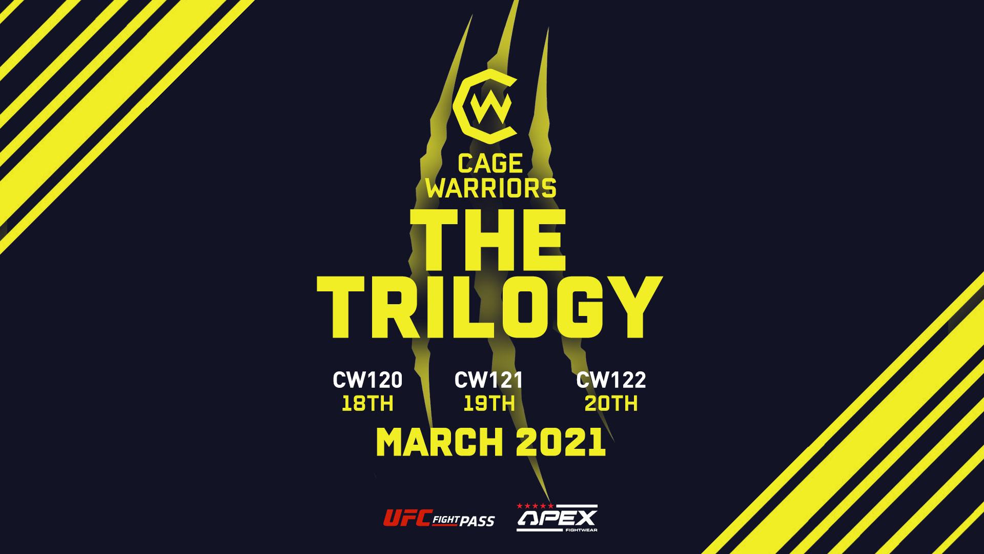 Cage Warriors 122