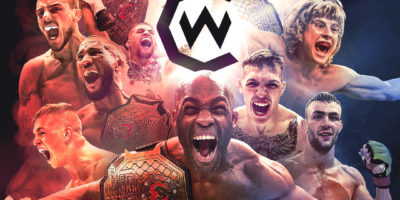 Cage Warriors - The Trilogy