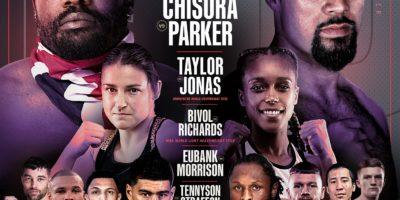 Chisora vs Parker
