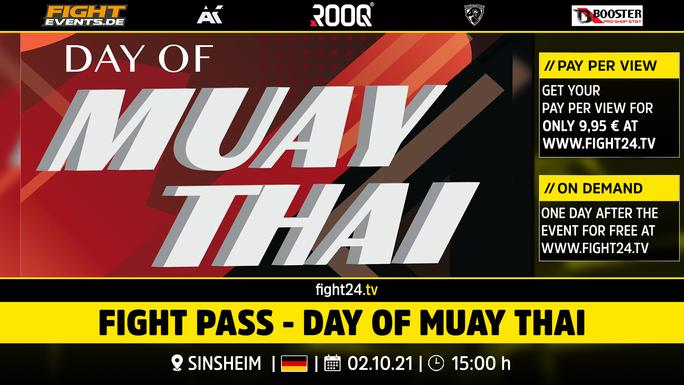 Day of Muay Thai