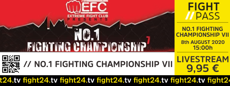 EFC 7 - Fight24 Livestream
