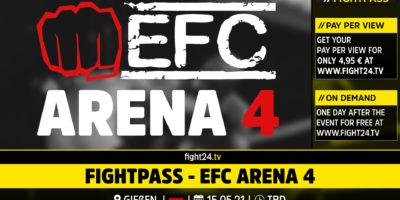EFC Arena 4 Livestream