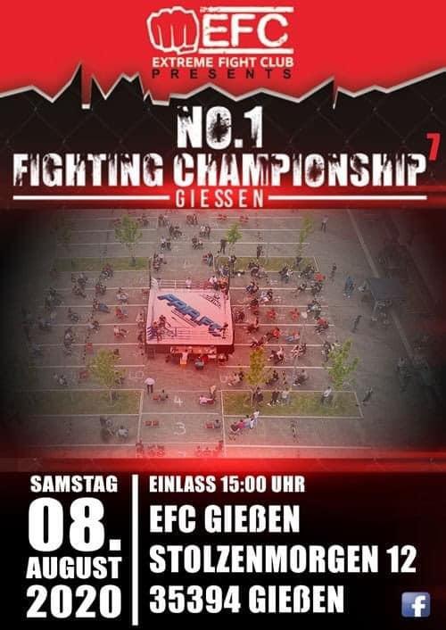 No.1 Championship 7