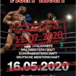 Eragon Fightnight verschoben