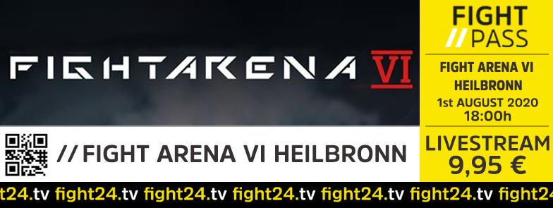 Fight Arena Livestream