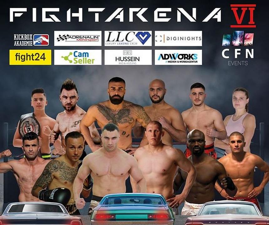 Fight Arena 6 VI