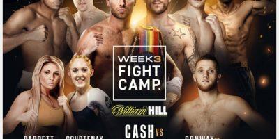 Cash vs Welborn