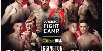 Eggington vs Cheeseman