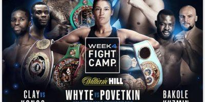 Whyte vs Povetkin