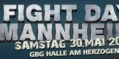 Fight Day Mannheim