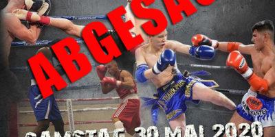 Fight Day Mannheim Abgesagt