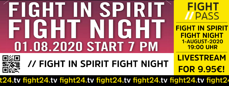 Fight in Spirit Fightnight
