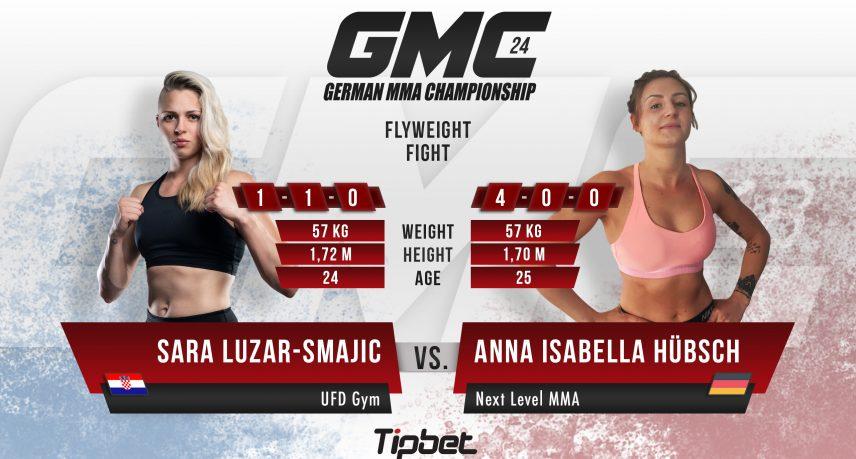 GMC München - Luzar-Smajic vs Hübsch