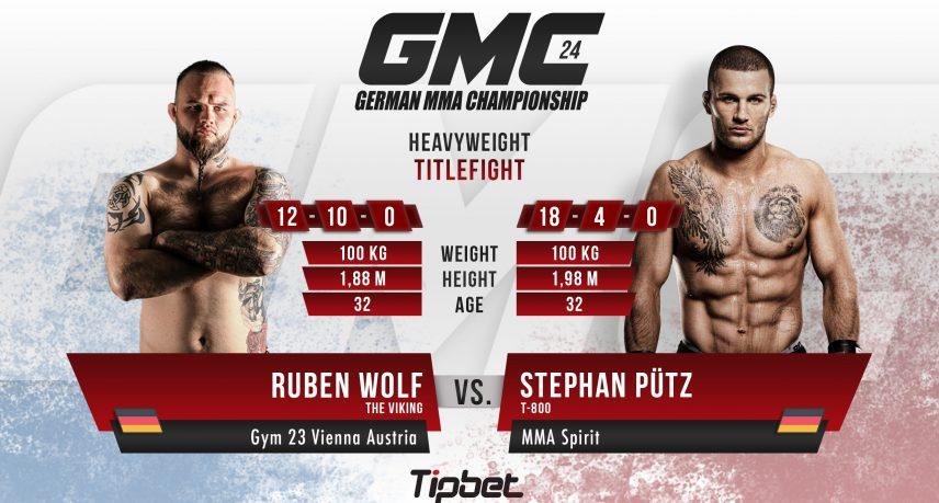 GMC München - Wolf vs Pütz