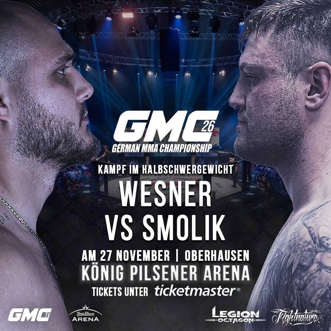 GMC 26 - Wesner vs Smolik