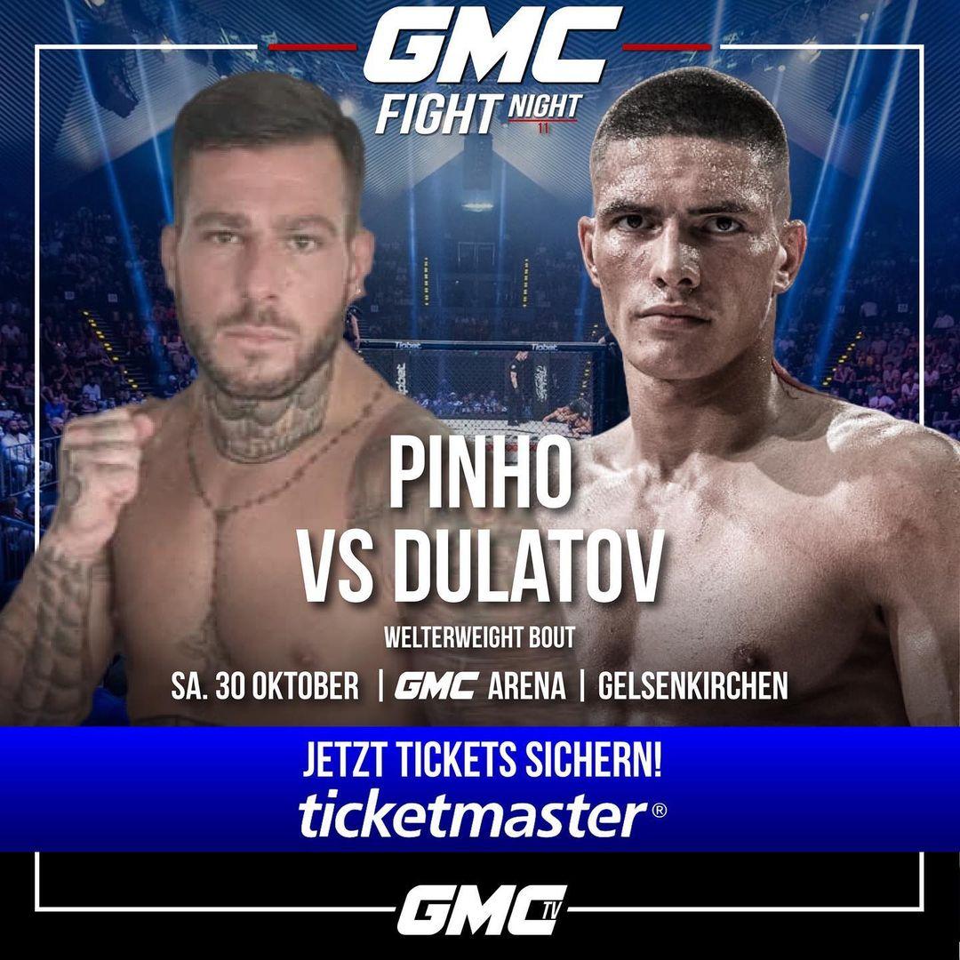 Pinho vs Dulatov