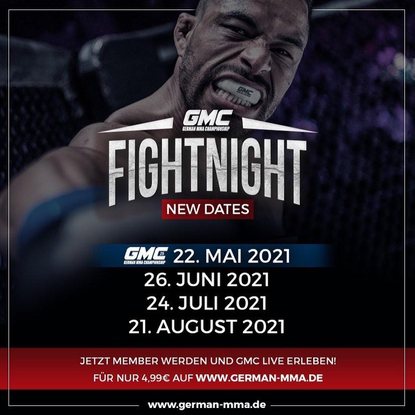 GMC Fight Night 2021